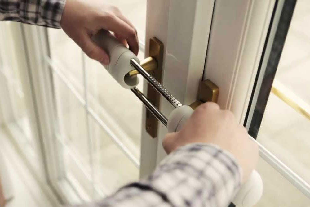 Fitting a Patlock in Derby